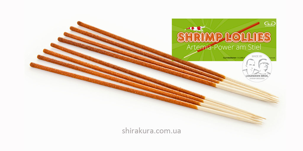 GlasGarten Shrimp Lollies - Artemia Power